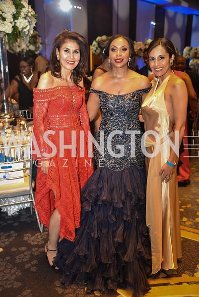 Ogay Irono, Kellen Felix Dunning, TIS Foundation, 25th Anniversary Gala, Marriott Marquis, June 6, 2019, photo by Ben Droz.