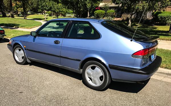 1996 SAAB ng900 SE