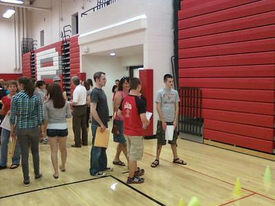 Freshman Orientation 8/23