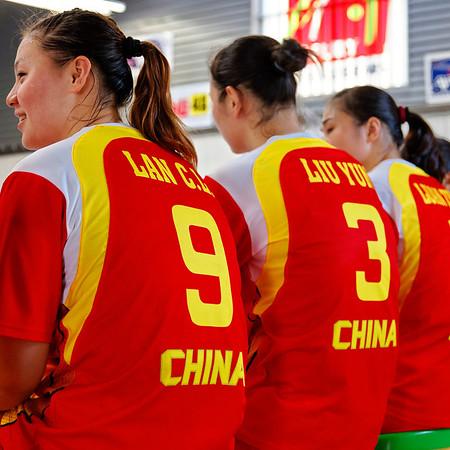 Handball - Fleury/Chine - la rencontre