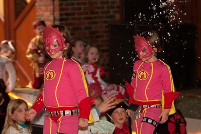 Kindercarnaval 2009 - Mini