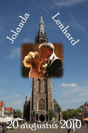 2010-0820 Trouwen Jolanda & Lenhard