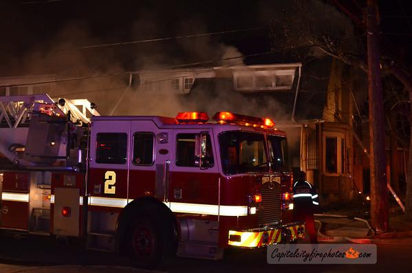 3/18/13 - Harrisburg City, PA - Schuylkill St