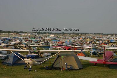 Oshkosh Airventure 2004