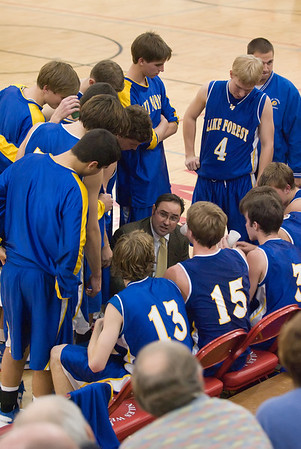 Scouts Basketball 2007-2008