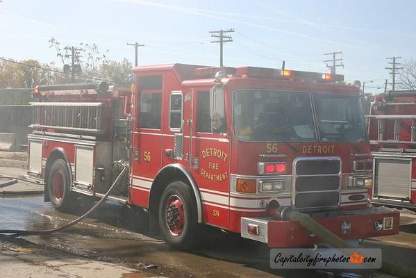 10/30/08 - Detroit, MI - E. McNichols & Concord Sts