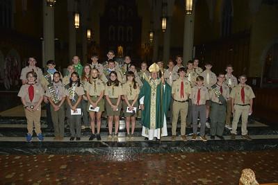 Lake Erie Council Catholic Awards Ceremony 9-12-2021