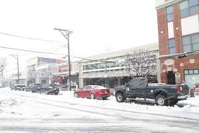 Downtown Southington - March 8, 2013