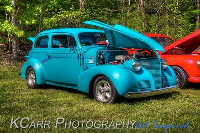 Haldeman Car Show 2015