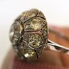 1.98ctw Art Deco Diamond Dome Ring 17