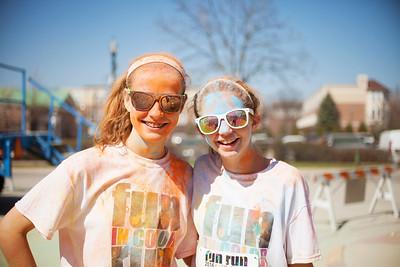 Fun Run in Color 2016