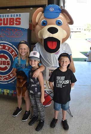South Bend Cubs vs Dayton Dragons  9-03-16