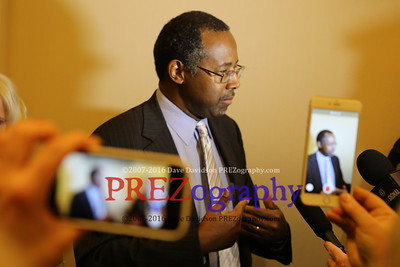 Ben Carson CPAC CItizens United Reception