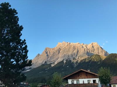 Zugspitze 2018
