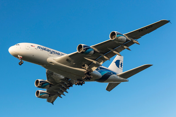 9M-MND - Airbus A380-841