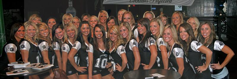 2010 Nighthawks Cheerleaders
