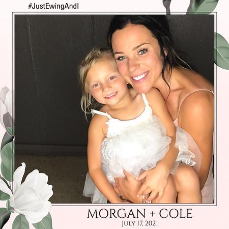 Morgan + Cole's Wedding