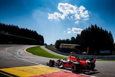 FP3, Spa-Francorchamps, Belgium, 2019