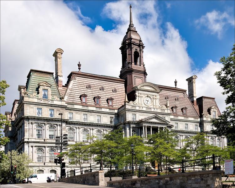 Montréal City Hall
