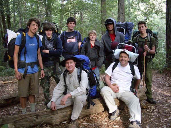 Big Basin Redwoods State Park April 2007