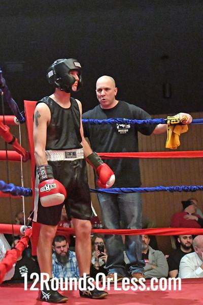 Ama-Bout 7 Juan Jordan, Blue Gloves, Chicago -vs- Ryan Williams, Red Gloves, Southside BC, 130 Lbs.