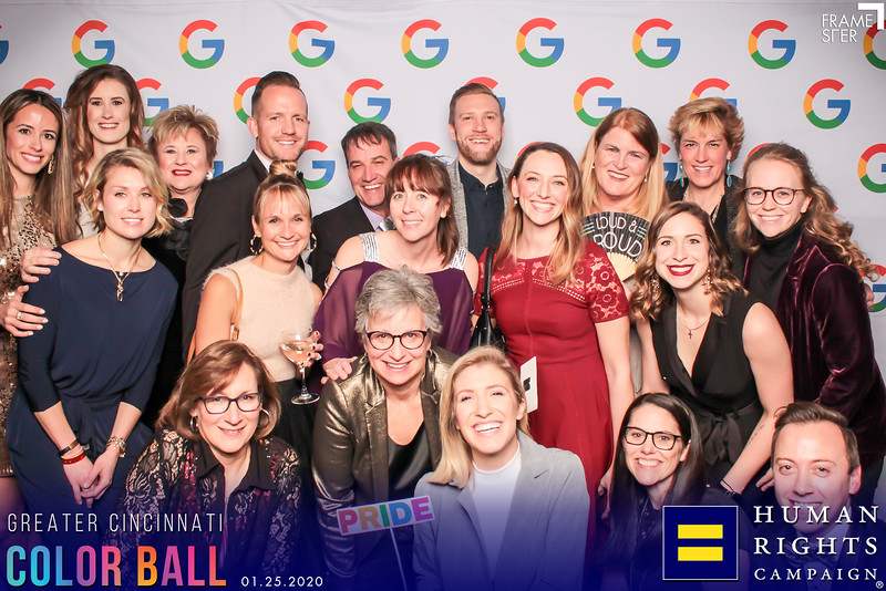 HRC Color Ball Cincinnati 2020