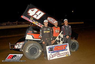 Mercer Raceway - 8/26/17 - Tommy Hein
