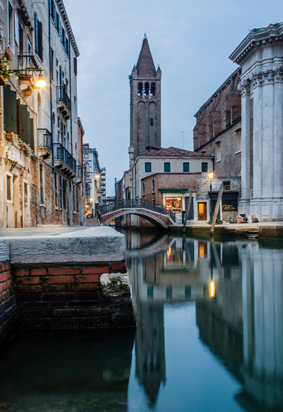 Venice Without Tourists