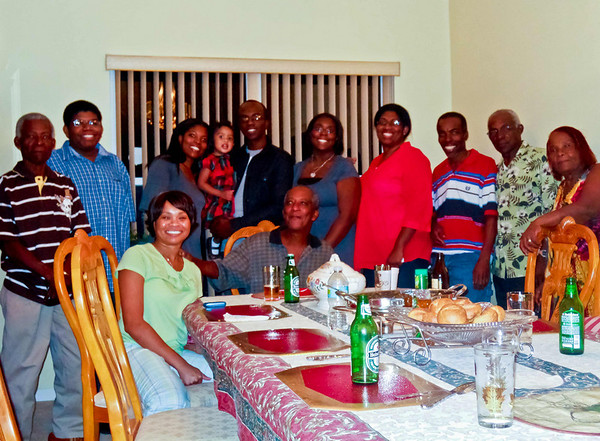 Thanksgiving 2010 in Lake Worth, FL