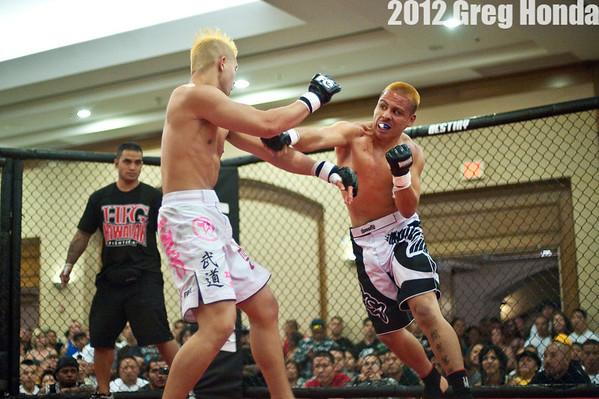Sage Yoshida vs Bronson Barrozo