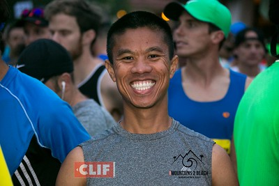 2016 Clif Mountains 2 Beach Marathon & Half
