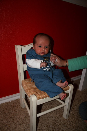 2009 November Cody One Month Chair