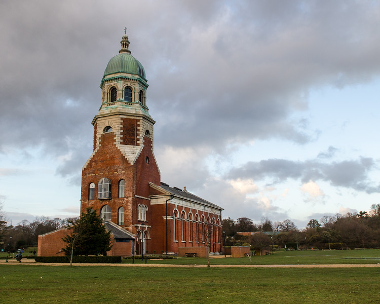 Royal Victoria Hospital Chapel in Hampshire