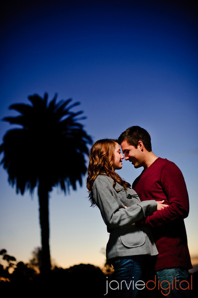 Engagement Pictures in Old Town San Diego