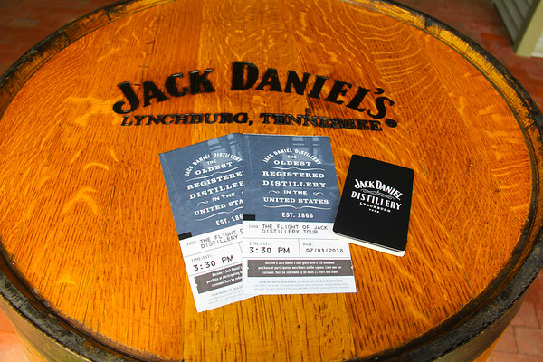 Reflections Of Lynchburg Tennessee - Jack Daniel's Distillery