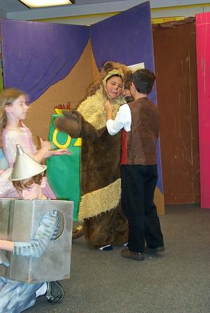 Jeff-Wizard of Oz at El Camino