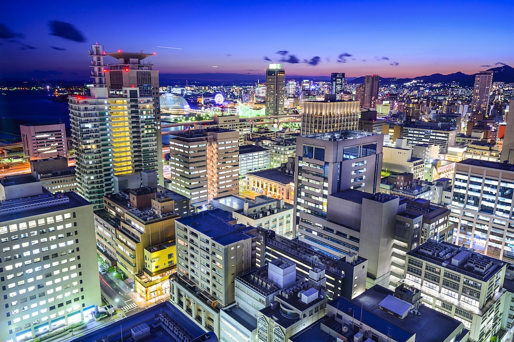 Motomachi and Port district