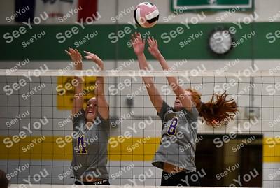2018 St. Edmond Volleyball