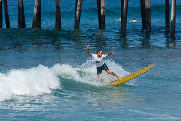 Oceanside Longboard Surf Club and Guy Takayama Pro Beach Festival