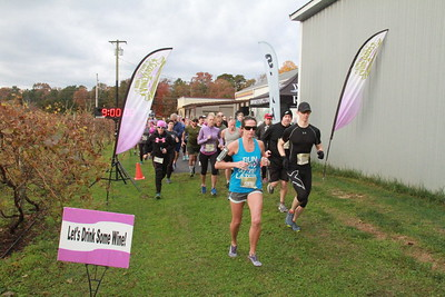 Run the Vineyards - Balic Winery 5K