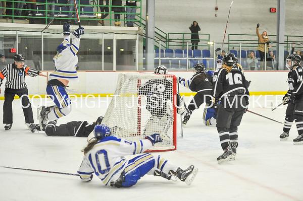 Hamilton W Hockey v Bowdoin 2-4-17