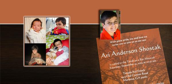 Ari Signing Book