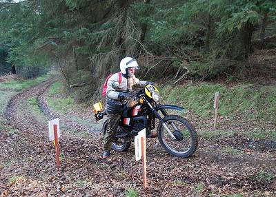 Northern Trial 2008 - Bikes