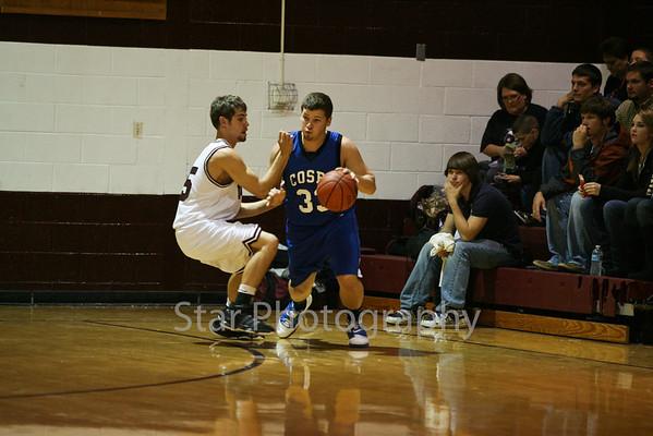 UHS Boys Basketball 12-03-10