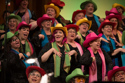 Seattle Women's Chorus - Hear Me Roar 2018/10/11