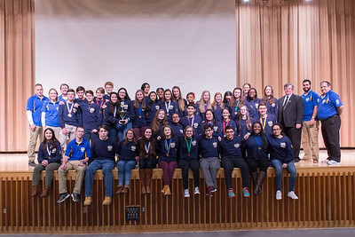 Nassau West Regional Science Olympiad Competition – February 4, 2017