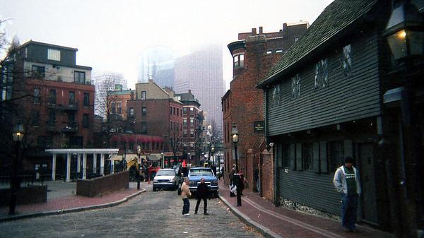 Boston Walk 2002