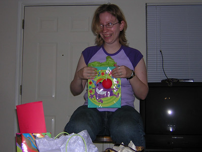 Tara's Birthday party 4/24/04