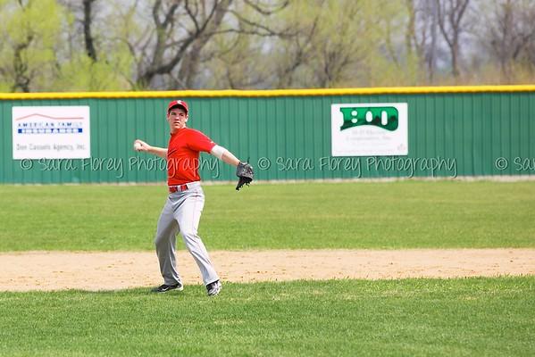 Clark vs Clear Lake - High School Baseball 2013