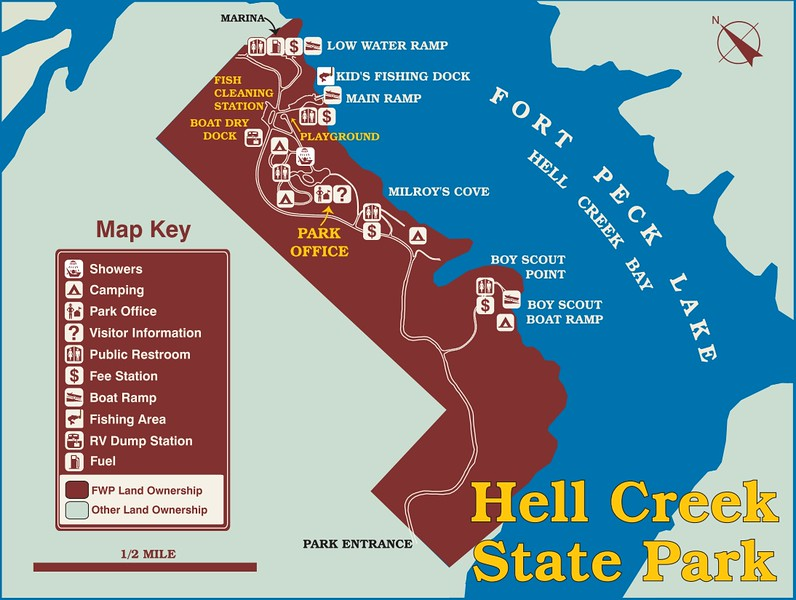 Hell Creek State Park